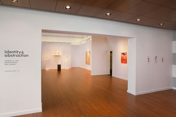 Identity and Abstraction, installation view