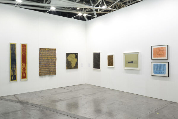 Richard Saltoun at Artissima 2019, installation view