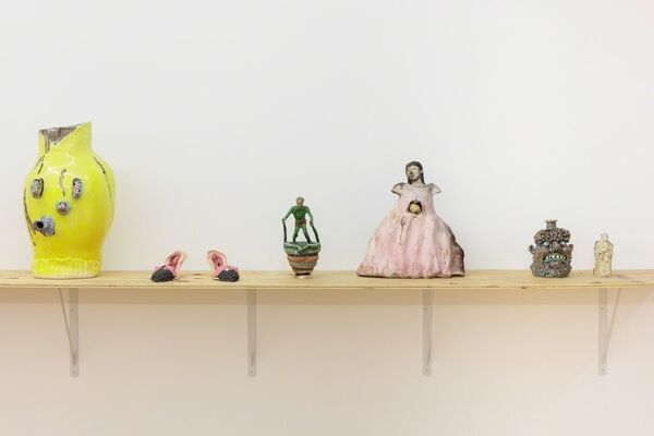 Pageant of Inconceivables, installation view
