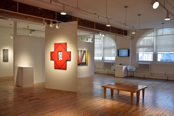 Memories and Miracles, installation view