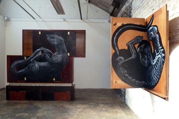 Dormant, installation view