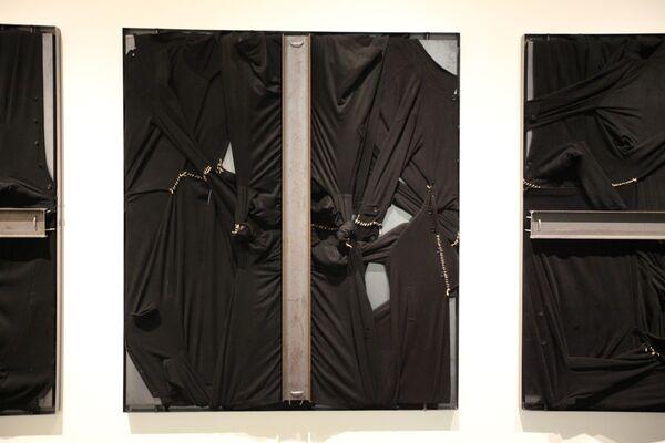 JANNIS KOUNELLIS <JANNIS KOUNELLIS IN KOREA>, installation view