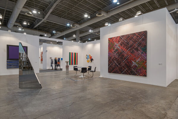 Galería RGR at ZⓈONAMACO 2020, installation view