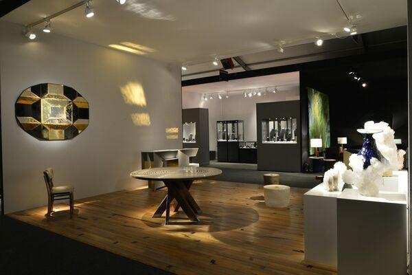 Gallery FUMI at PAD Paris, installation view