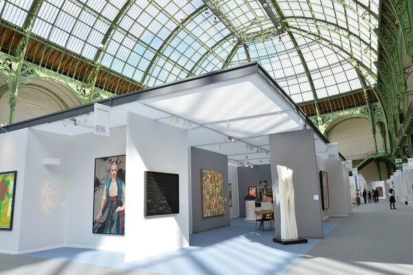 Opera Gallery at Art Paris 2019, installation view
