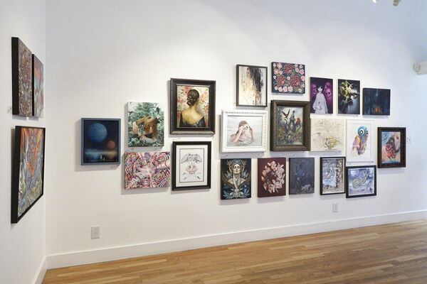 Suggestivism: Resonance, installation view