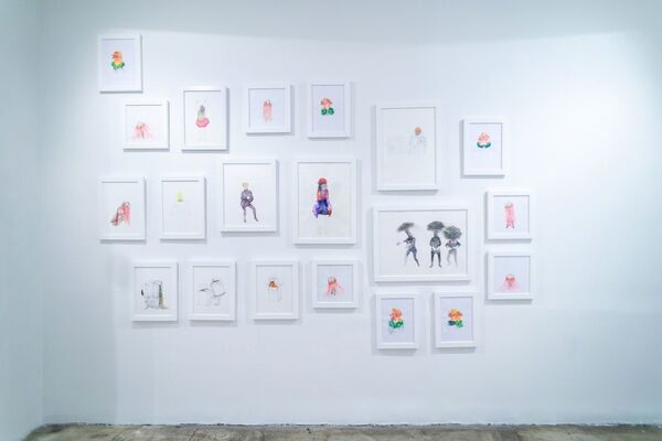 The End & The Beginning, installation view