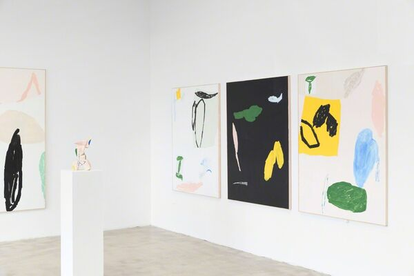 Good Luck, Have Fun, installation view