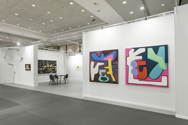Dirimart at Contemporary Istanbul 2018, installation view
