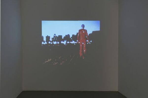 Neoliberal Surrealist, installation view