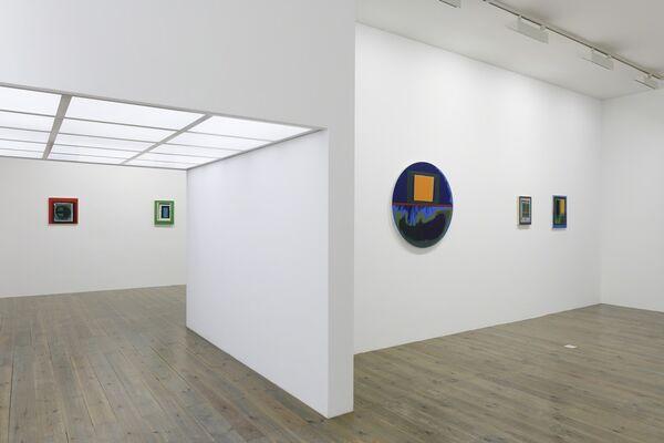 Günter Tuzina, New Works, installation view