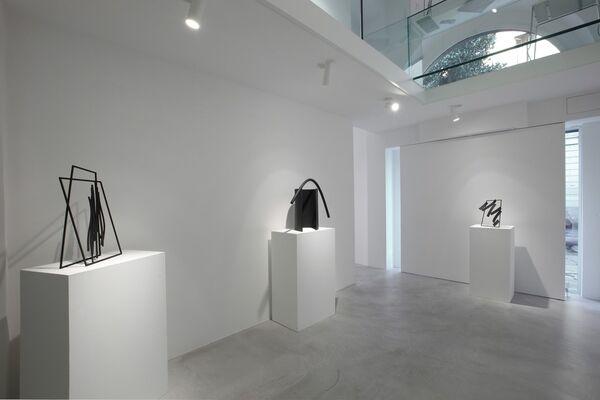 Roberto Almagno. Tracce, installation view