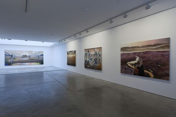 Edel Assanti at EXPO CHICAGO 2016, installation view