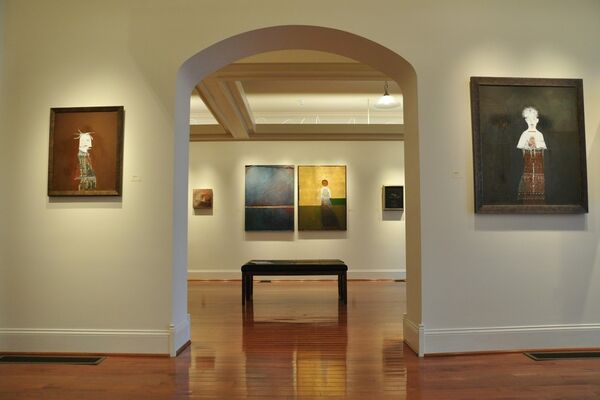 Re-Emerging Artists, installation view