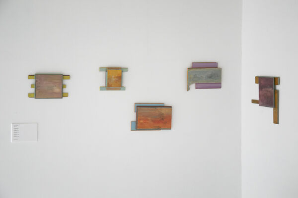 Reflection: A Collection Of Arbitrary Observations, installation view