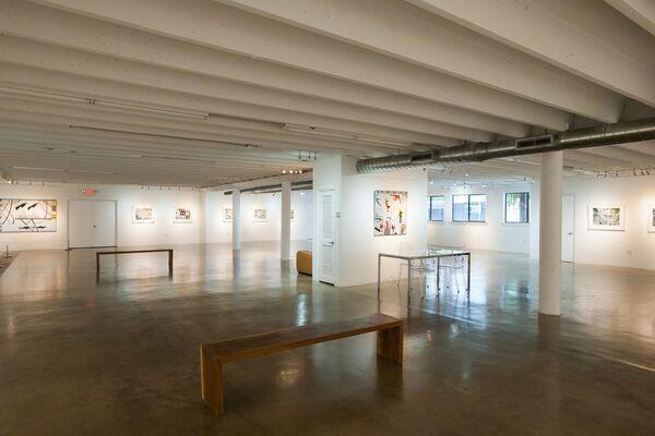 James Clover: Woke AF, installation view