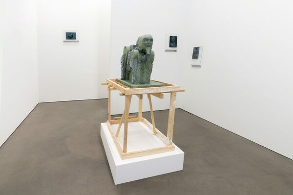 KOUROS or Collapsing New People at MEN Gallery, installation view