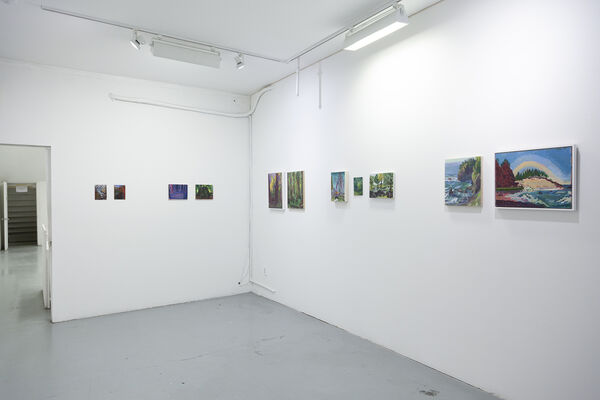 Adventure Painting, installation view