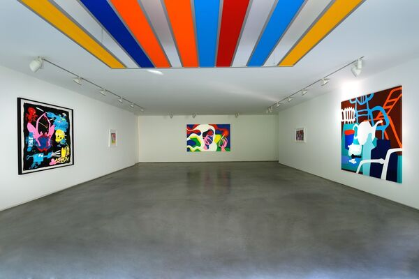 Todd James - We are One, installation view