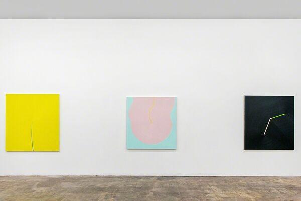 Osamu Kobayashi and Paul Pagk, installation view