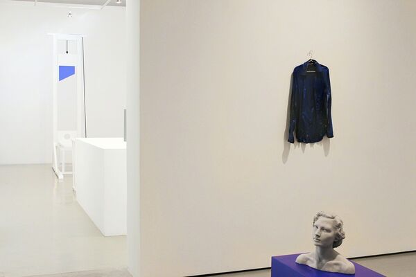 Julieta Aranda: If a body meet a body, installation view