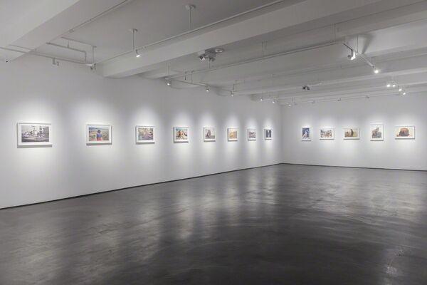 The Family Acid and Hiroshi Watanabe, installation view