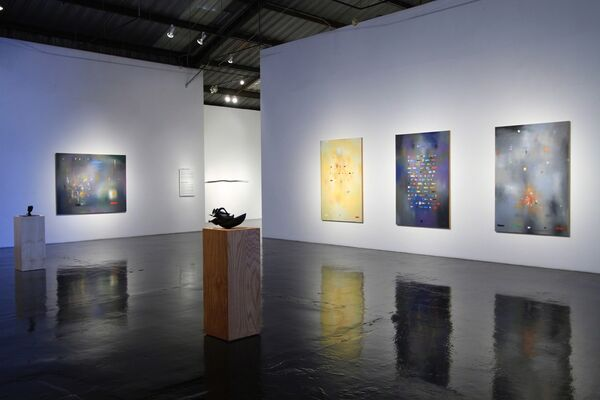 Curtis Ripley: A Poem About Breathing, installation view