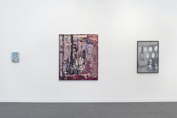 Fortes D'Aloia & Gabriel at Frieze London 2018, installation view