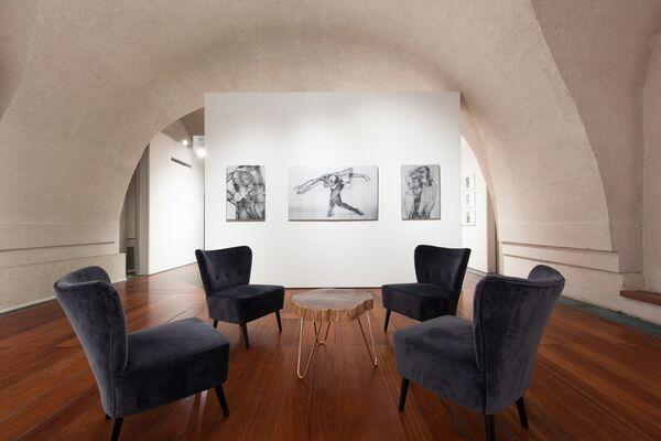 Dellasposa at Photo London 2019, installation view
