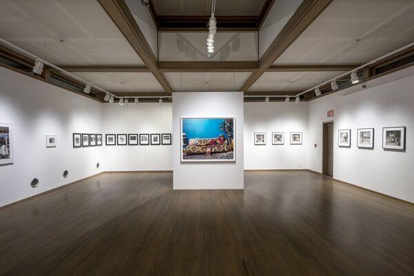 Fifty Years After: Gordon Parks, Carrie Mae Weems, Mickalene Thomas, LaToya Ruby Frazier, installation view