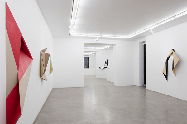 Jussi Niva: Matter, installation view