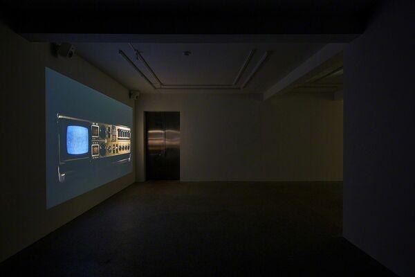 Sigurður Guðjónsson, installation view
