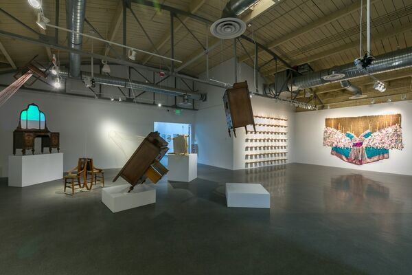 sugar bound :: Suchitra Mattai, installation view
