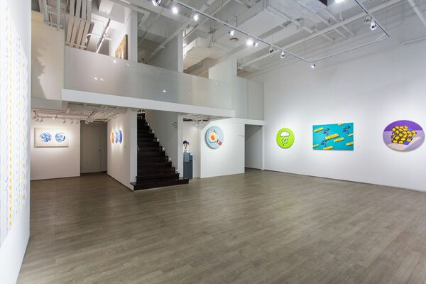 Superlative, installation view