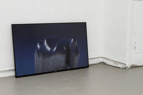 Gianni Manhattan at Material Art Fair 2018, installation view
