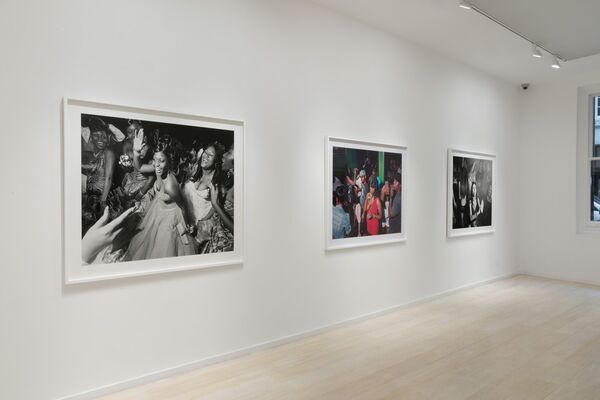 Mark Neville: London/Pittsburgh, installation view
