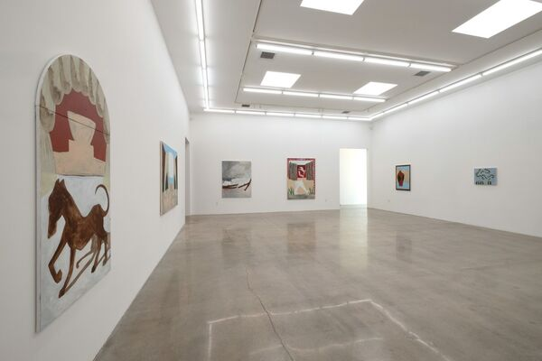 Sophie Lourdes Knight: Everything Counts, installation view