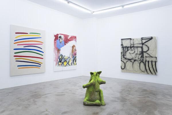 'Nine To Know' curated by Jenny Brosinski, installation view