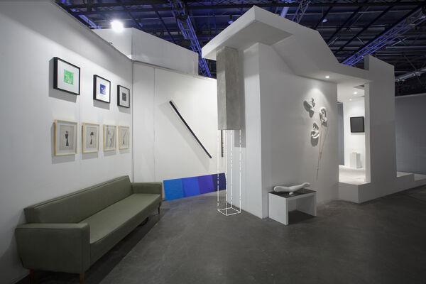 BONITA GALERÍA at arteBA 2015, installation view