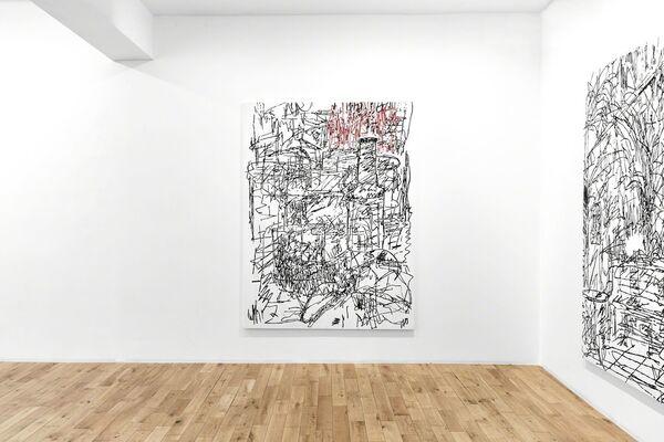 Skin N' Bones, installation view
