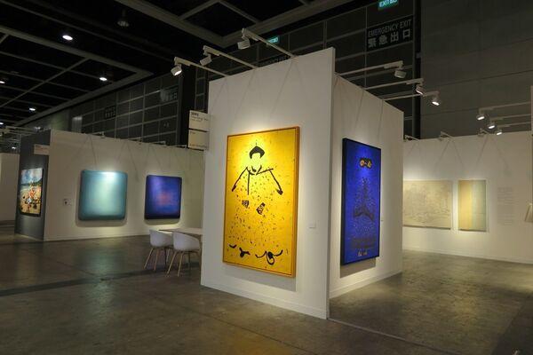 TKG+ at Art Basel in Hong Kong 2016, installation view