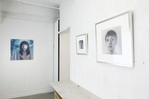 "Korehiko Hino""Outward"", installation view"