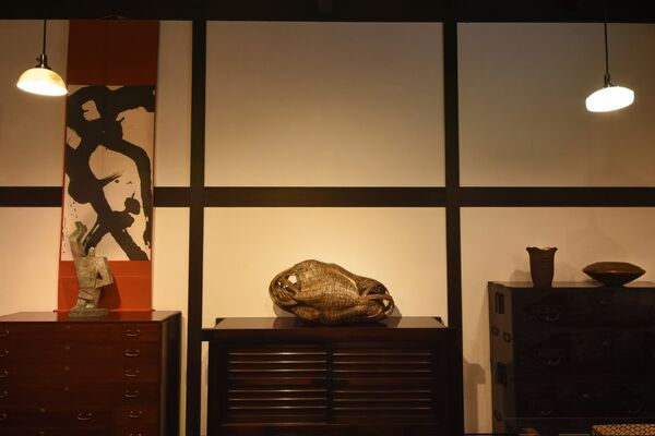 JAPANESE ART DECO & MODERNISM EXHIBITION, installation view