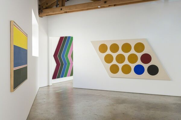 One Shot, installation view