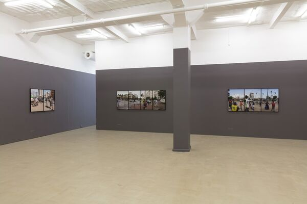 Guy Tillim: Museum of the Revolution, installation view
