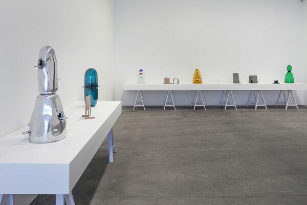 Tristano Di Robilant, installation view