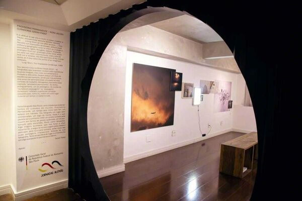 Temporary Permanent, installation view