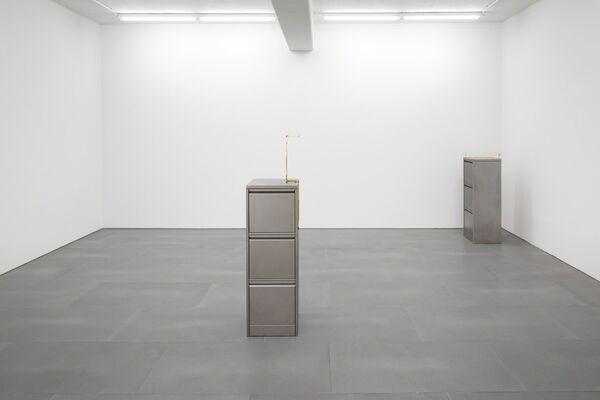Tarik Kiswanson - الزھور لوالدي Flowers for my father, installation view
