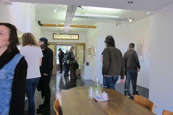 Brilliant Shadows - Solo show Arik Roper, installation view