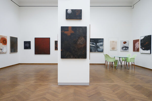 Klasan Art Agency at Art Austria 2015, installation view